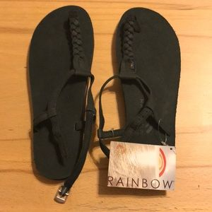 NWT Rainbow Sandals
